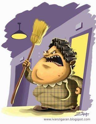 Vecinos molestos y otros ruidos