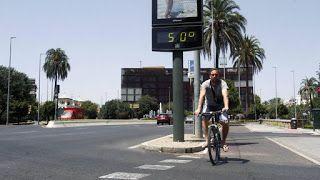 , El libro Guinnes del clima en España