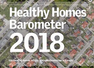¿Cómo influyen los edificios en la salud de sus habitantes?