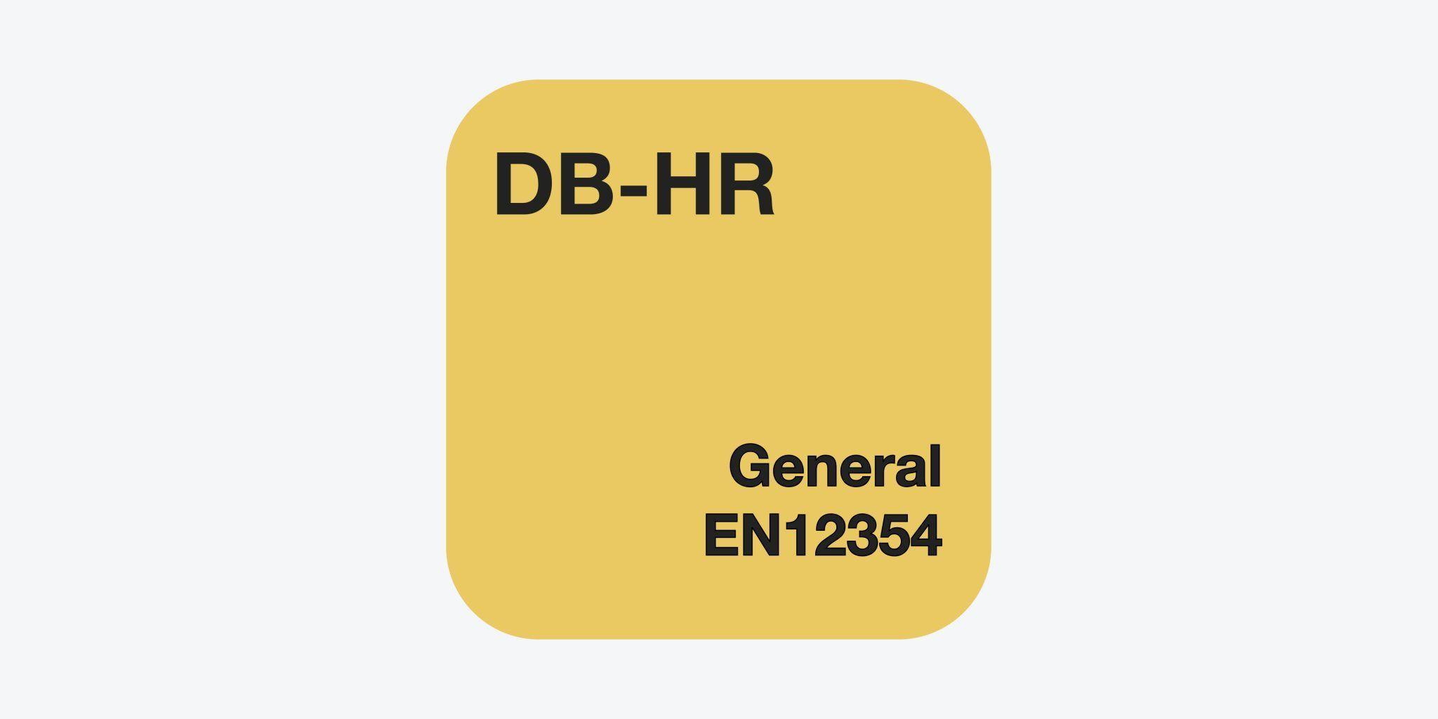 DB-HR General EN12354