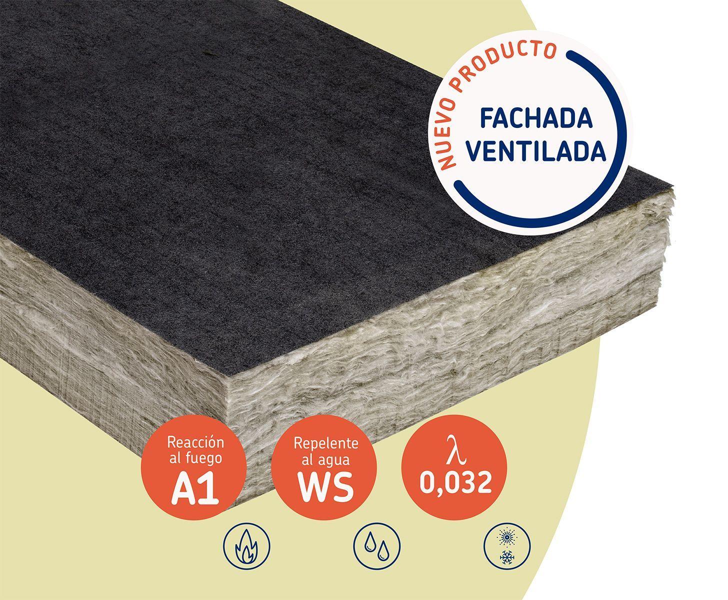 Imagen de nuevo producto para fachada ventilada