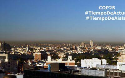 COP25: Tiempo de actuar, tiempo de aislar