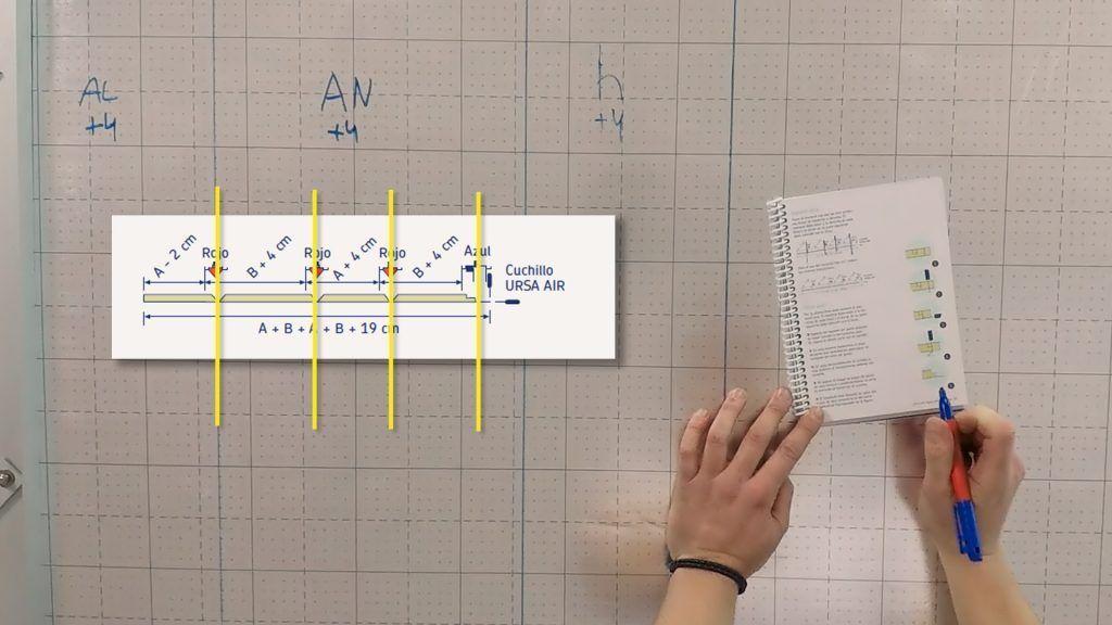 La imagen muestra una imagen del curso online de conductos de climatización