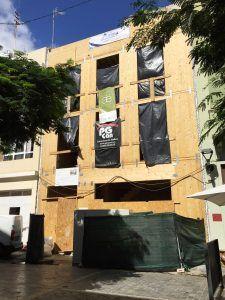 AIRLAB,el edificio de las Palmas de Gran Canaria que desafía a la calima y al cambio climático con materiales de URSA en su interior, Un edificio a prueba de calima (preparado ante el cambio climático, passivhauss, EECN, VERDE…) y aislado con URSA