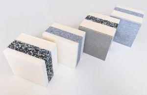 Distintas tomas de paneles MultiZero de Multipanel