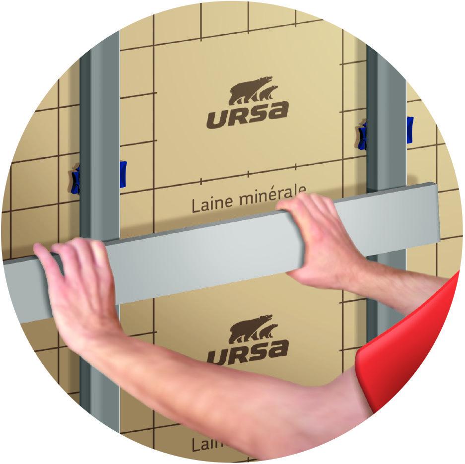 7 pasos para montar URSA FIX