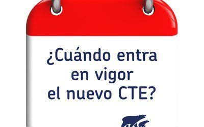 ¿Conoces las fechas de entrada en vigor del nuevo CTE?