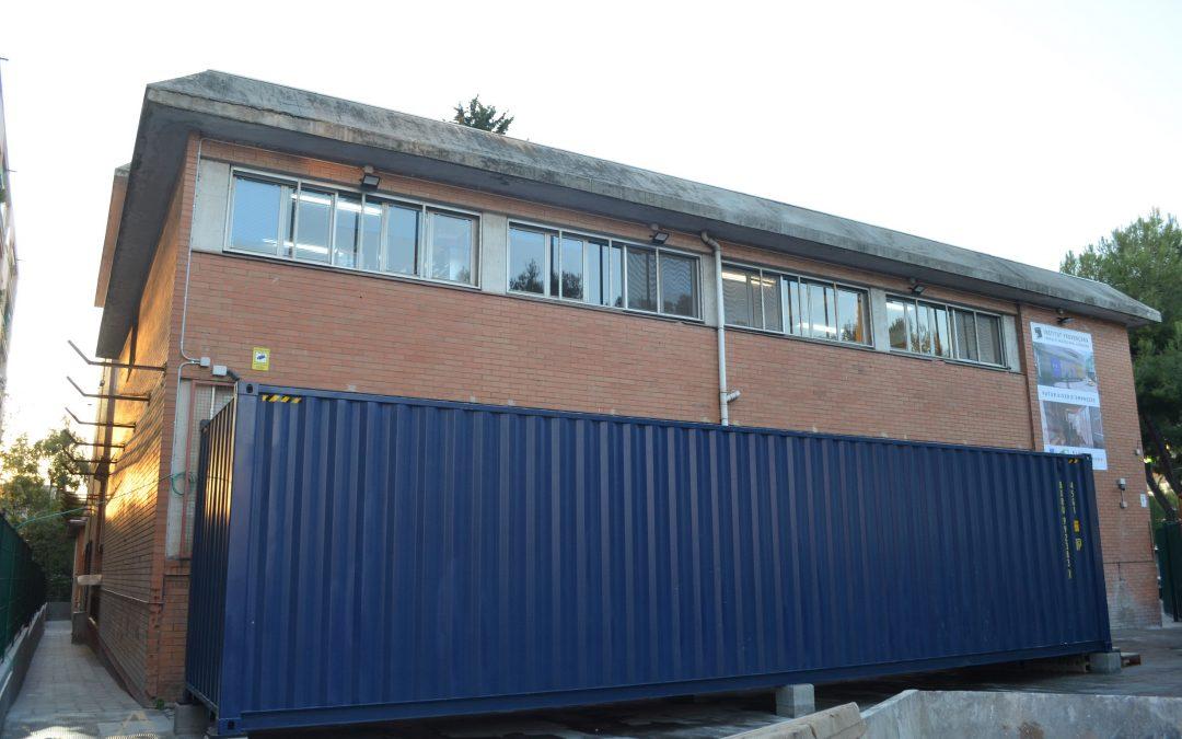 URSA colabora con el proyecto Blue Containers