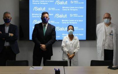 URSA aporta fondos para ayudar a combatir la crisis del coronavirus en dos hospitales de Tarragona