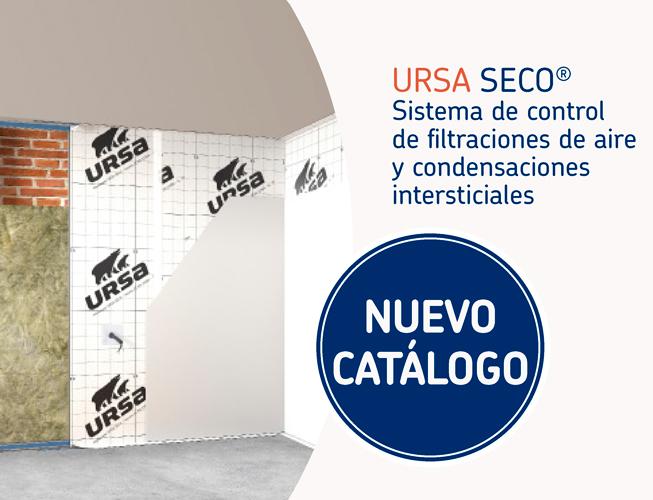 Nuevo Catálogo URSA SECO