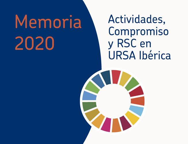 Memoria RSC URSA 2020