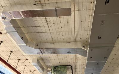 Ejemplo práctico de cálculo acústico de una instalación de conductos de climatización