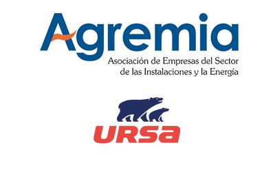 URSA, nuevo socio de Agremia, Asociación de Empresas del sector de la instalaciones y energía