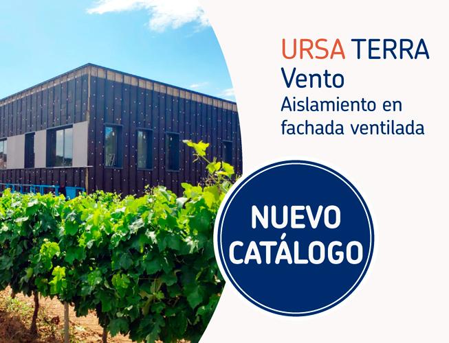 Nuevo Catálogo URSA TERRA VENTO