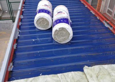 Blue Containers, SATE, Fachada ventilada, aislamiento en cubierta… El proyecto Blue Containers se convierte en un laboratorio de pruebas